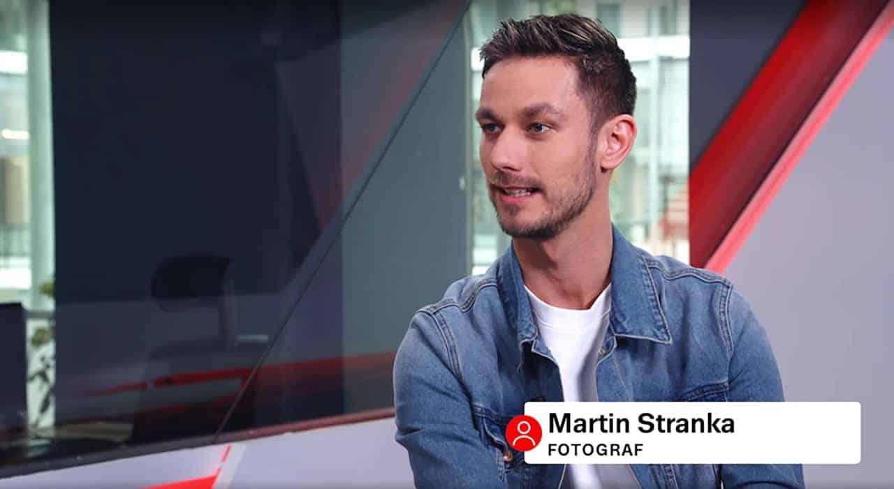 Martin Stranka: Rozhovor pro Seznam.cz