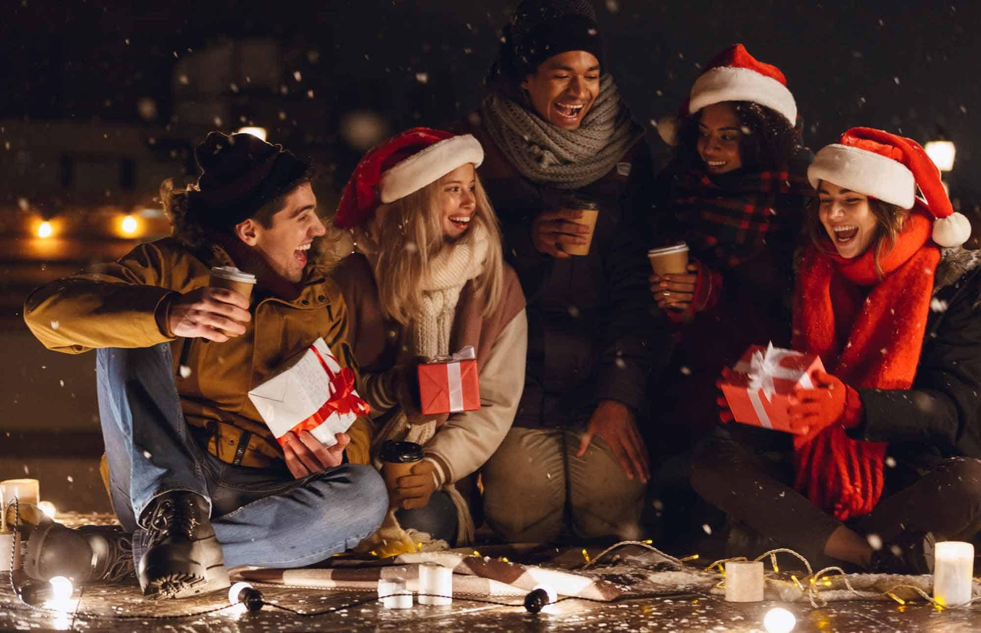 Hunter Games Vánoční slevy na únikové hry 2019